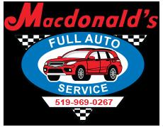 MacDonald's Full Auto Service