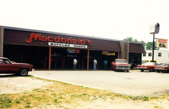 History of MacDonald's Auto Repair